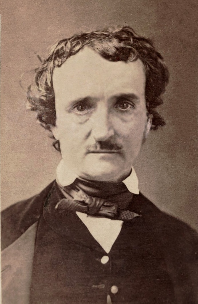 Image result for edgar allan poe in 1849